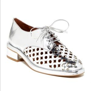 Jeffrey Campbell Cutout Oxfords